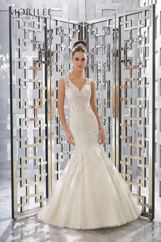 Mori Lee 5568 at www.brides-2-b.com | Mori Lee Wedding Dresses ...