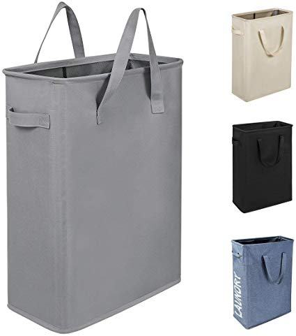 Small Slim Laundry Basket