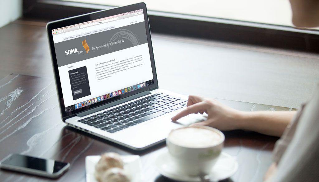 Webdesign, Somaform