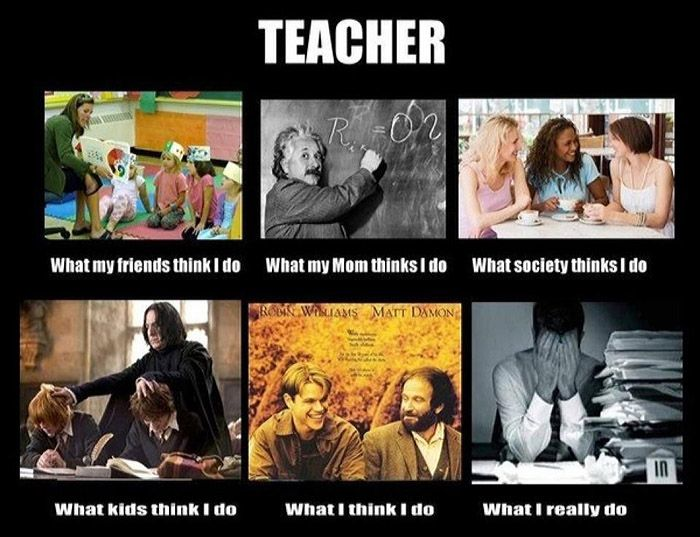 Things No One Told Me About Teaching Teacher Humor Teacher Memes Teacher