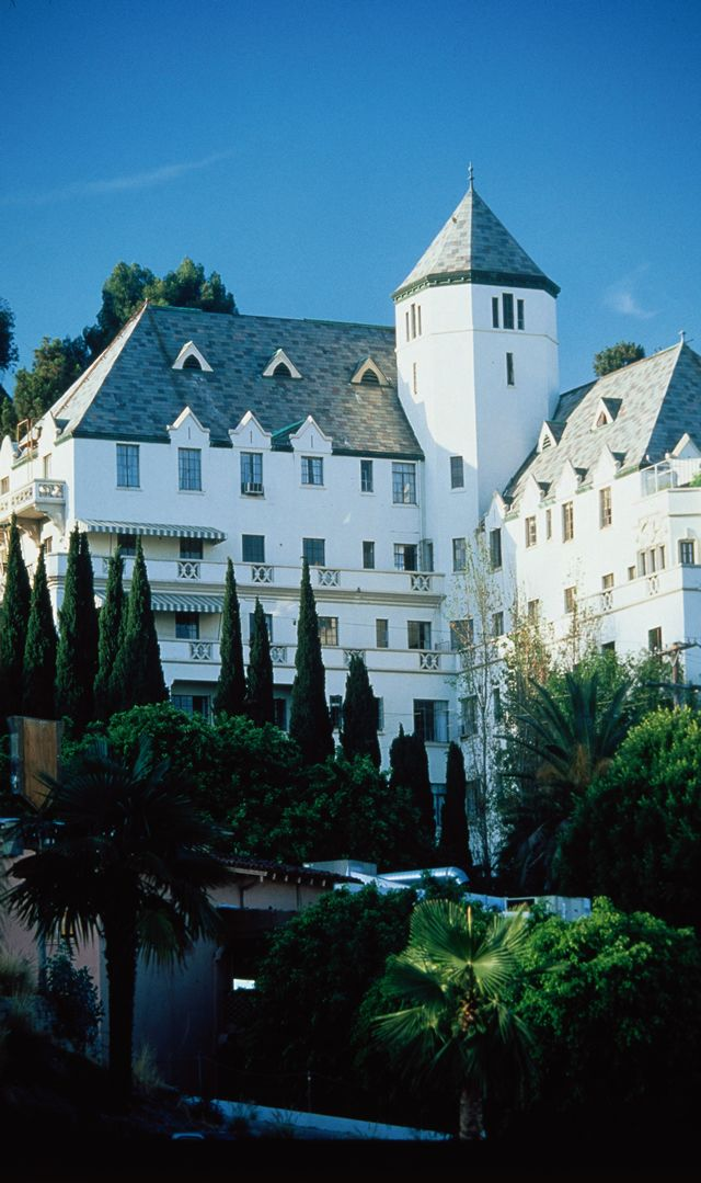 Stay. Again. Chateau Marmot, LA. For The People, Hollywood
