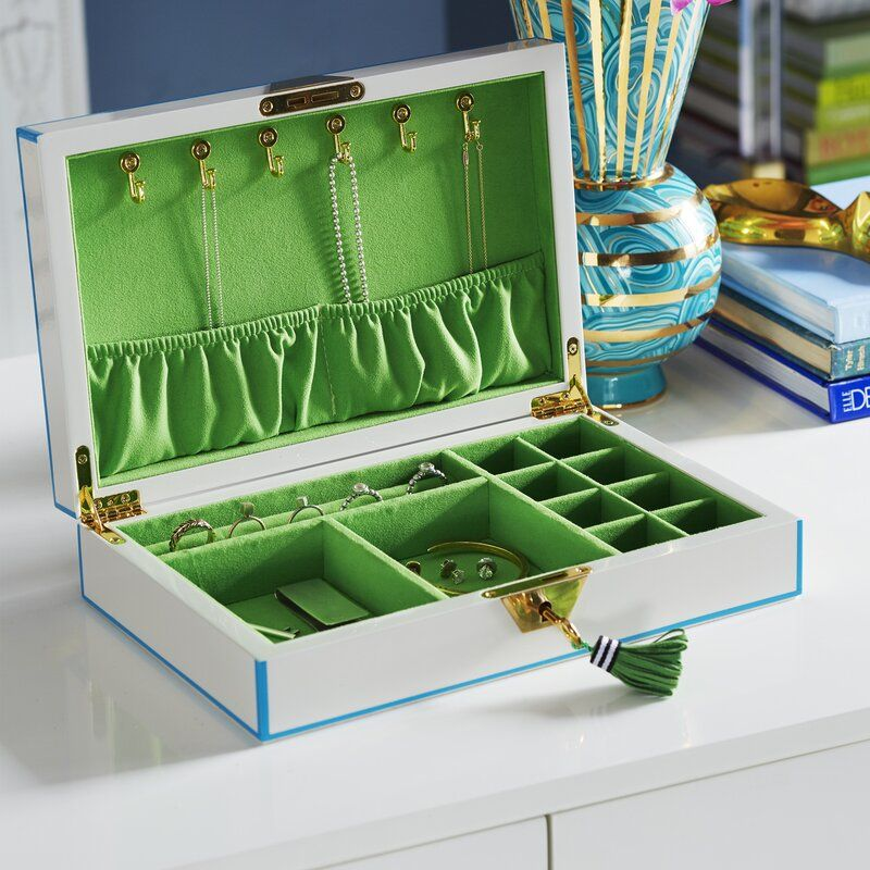 10+ Jonathan adler large lacquer jewelry box information