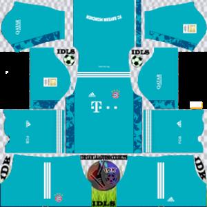 Bayern Munich Dls Kits Logo 2021 Dream League Soccer 2021 Kits Bayern Munich Bayern Goalkeeper Kits