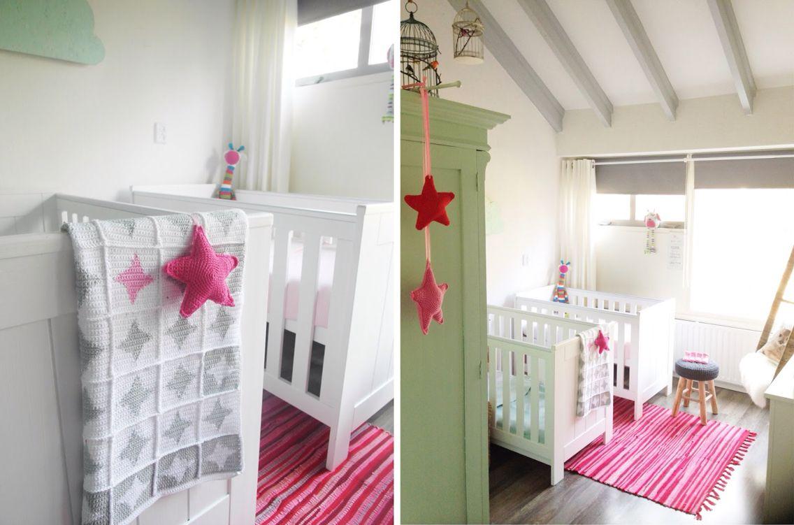 Babykamer Tweeling Ideeen : Tweeling meisjes slaapkamer kinderkamer peuter complete peuter