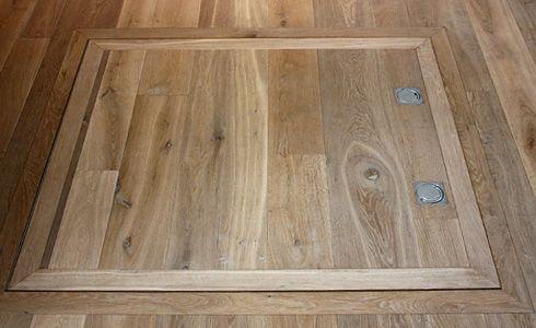 Floor Hatch   Google Search Crawl Space Door, Hatch Door, Basement, Laundry,