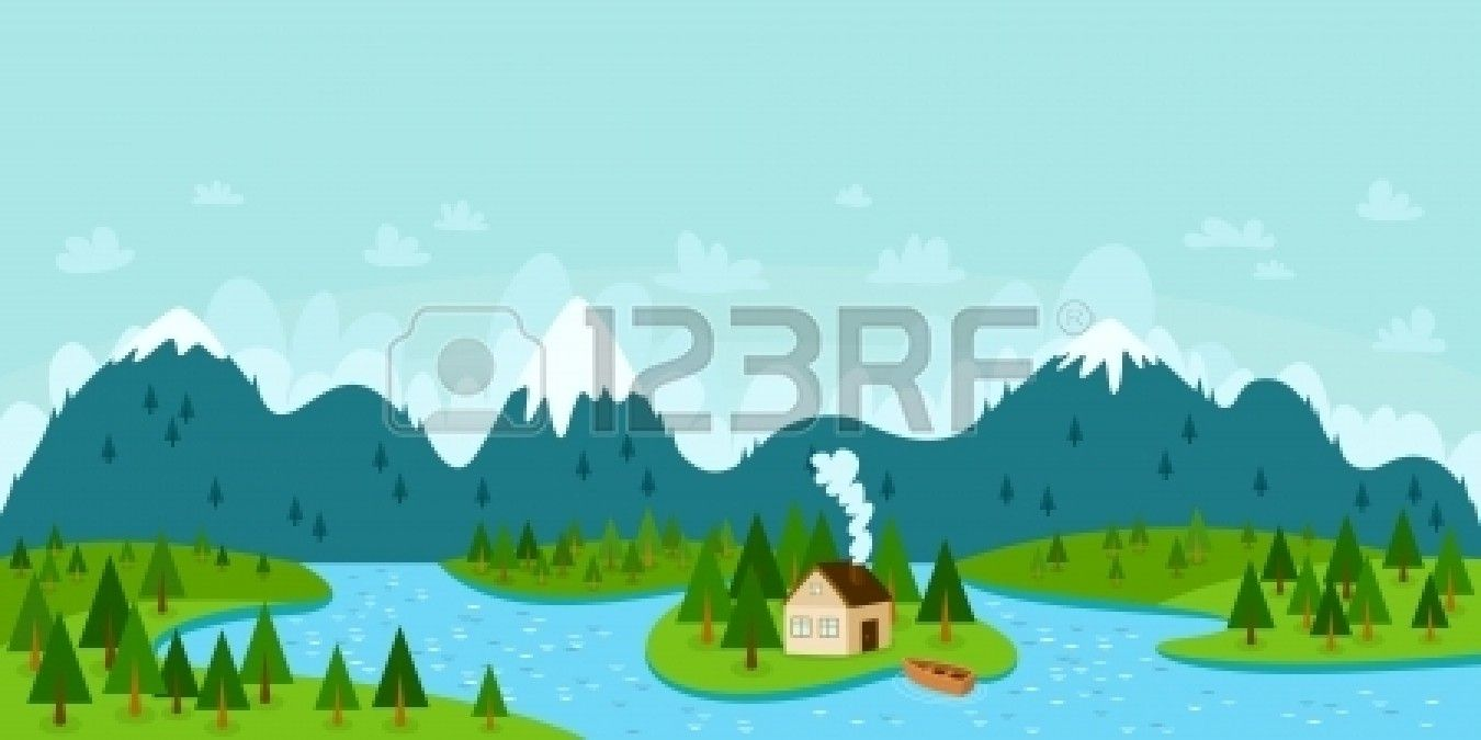 Nature Mist Mountain Wood Forest River Landscape Iphone 6 Wallpaper Beautiful Nature Wallpaper Nature Pictures Nature Photography