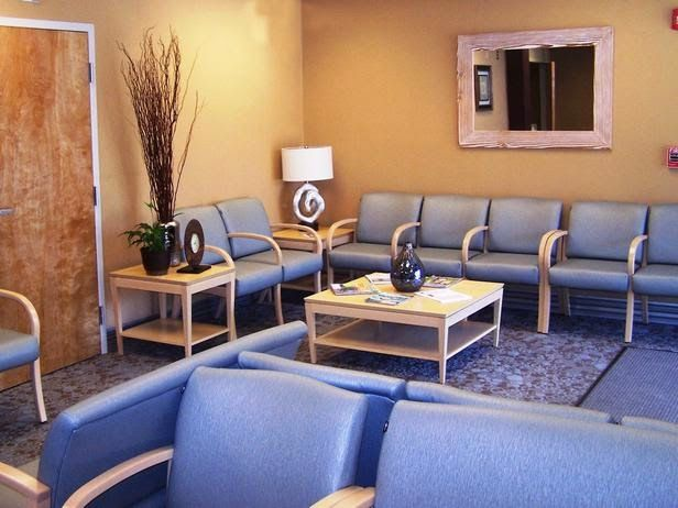 Don T Settle For A Boring Reception Area Waiting Room Design