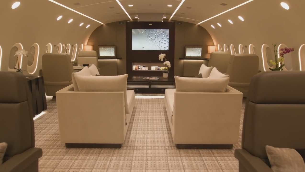 The 25+ best Boeing business jet ideas on Pinterest | Private jet ...