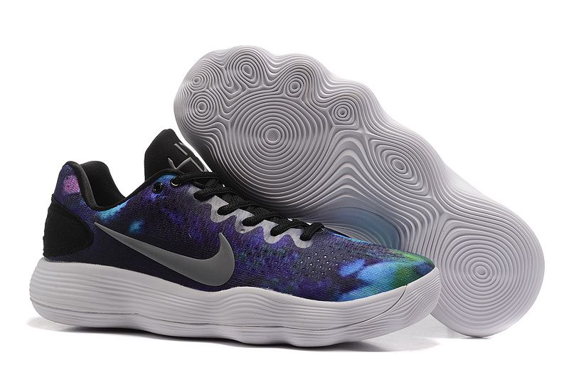 purchase cheap a14d2 cf328 Nike Hyperdunk 2017 Low Painted