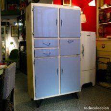 mueble vintage alacena cocina antigua armario antiguo fresquera años ...