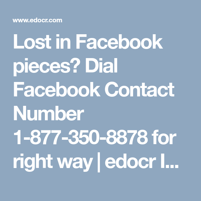 facebook problem solving