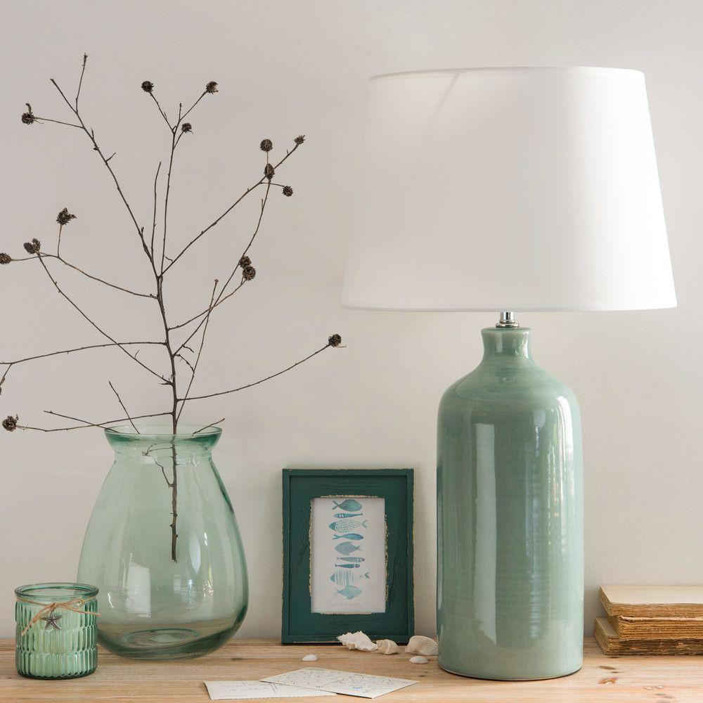 Lamparas De Mesa Ceramic Table Lamps Interior Decorating Styles