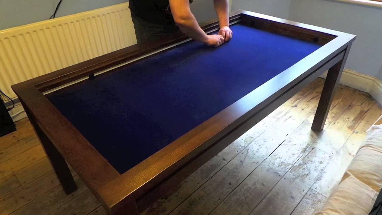 Geeknson The Denis Gaming Table   Demo