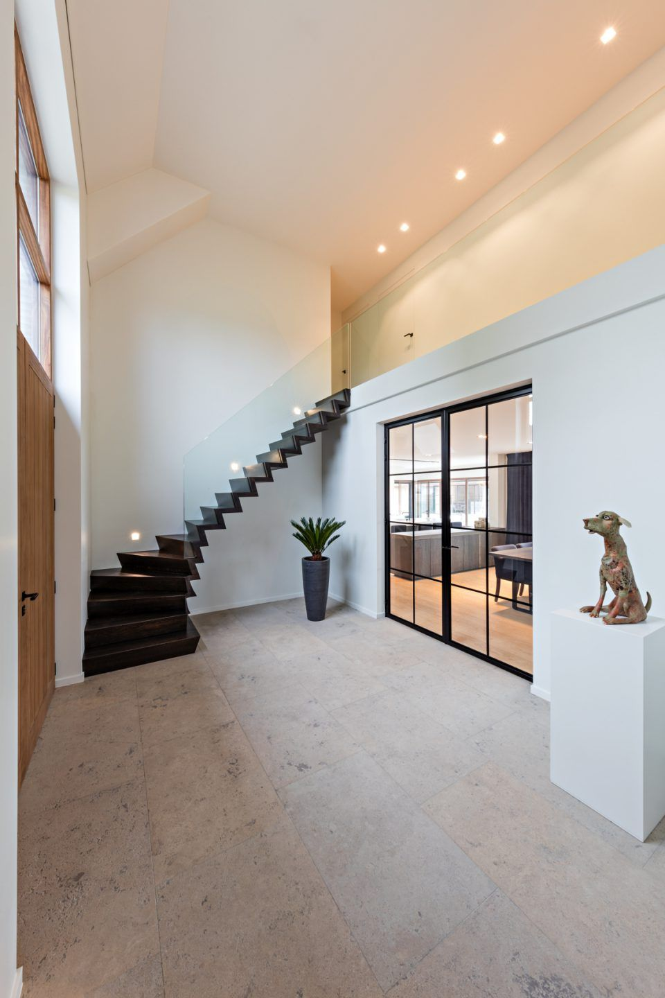 ABC Projects | Interior architecture - Tijdloos project Diksmuide ...