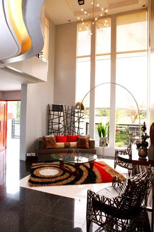 Modern Furniture Philippines modern furniture pieces liven up gerald anderson's bachelor pad