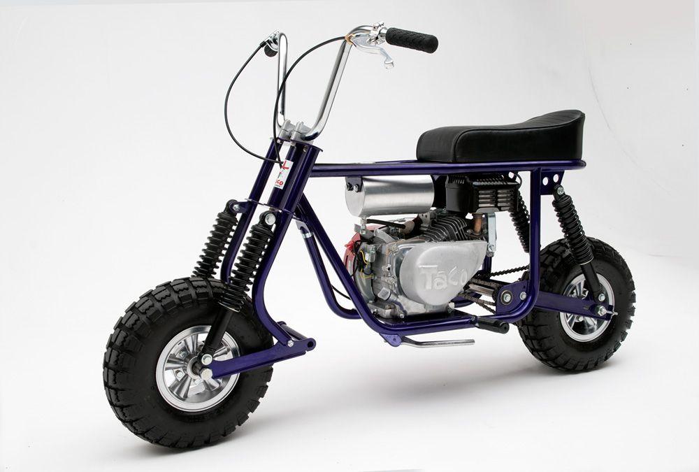 Taco 100b Taco Mini Bikes Mini Motorbike Mini Bike Bike