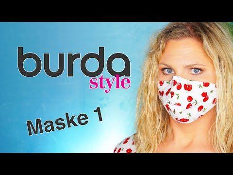 Photo of Burda Style Maske 1 – Mundschutz nähen mit Download Schnitt