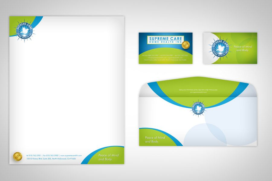 graphic design stationary - Google Search | Sr Project | Pinterest ...