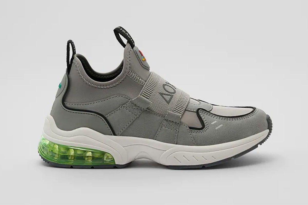 PlayStation & Zara Just Dropped 2020's Weirdest Sneaker