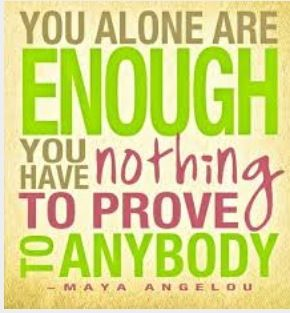Maya Angelou Quote!