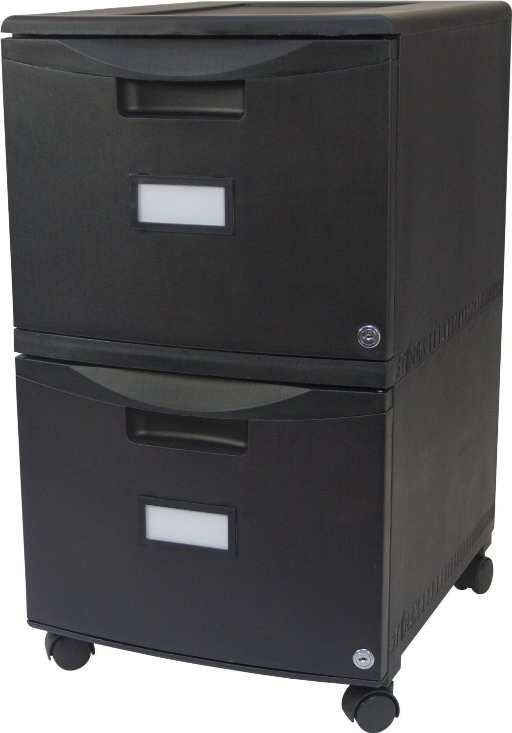 2 Drawer Mobile Filing Cabinet With Lock Letter Legal Size Filing Cabinet Mobile File Cabinet Office Supplies Logo