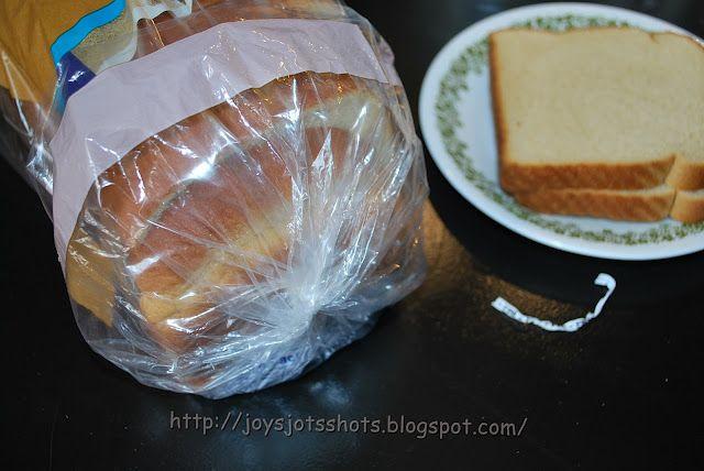 Quick Trick Bread Closure & Faster to Open