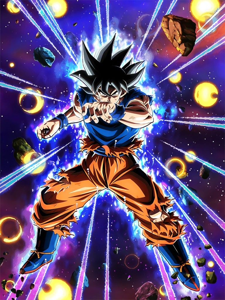 Lr Goku Ultra Instinct Dragon Ball Gt Foto Do Goku Goku Desenho