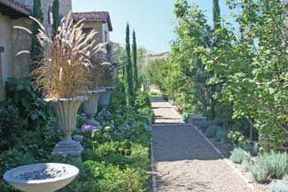 Tuscan garden ideas within a side yard orchard as well as garden tuscan garden ideas workwithnaturefo