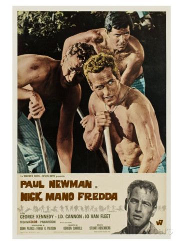 Poster Print Cool Hand Luke 4 Poster Picture Frame 8x10 inches Print