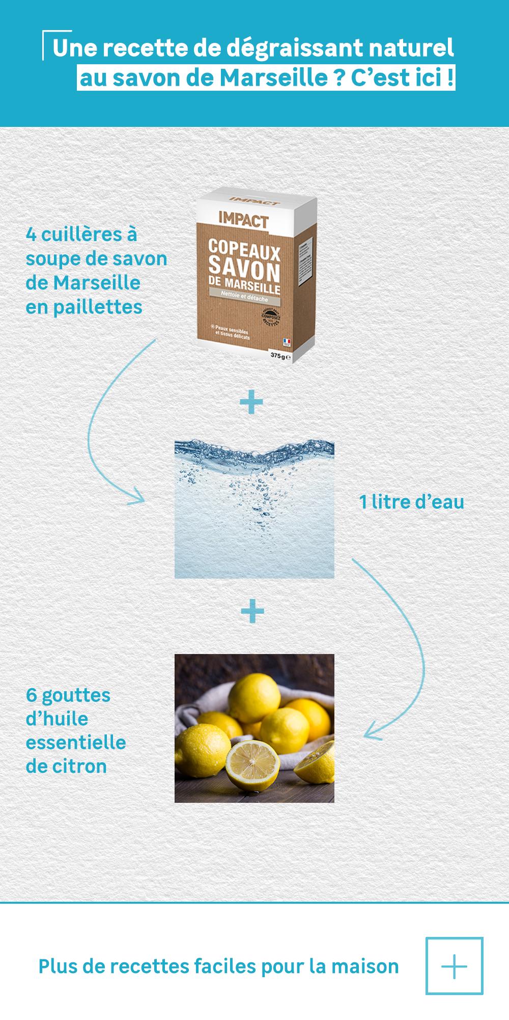 Recette Maison Un Degraissant Naturel Degraissant Naturel Degraissant Savon De Marseille