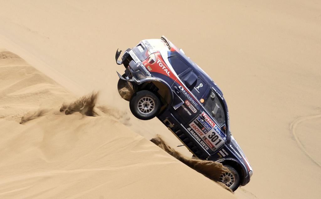 The Ten Greatest Racetracks in the World - 3. Paris-Dakar Rally