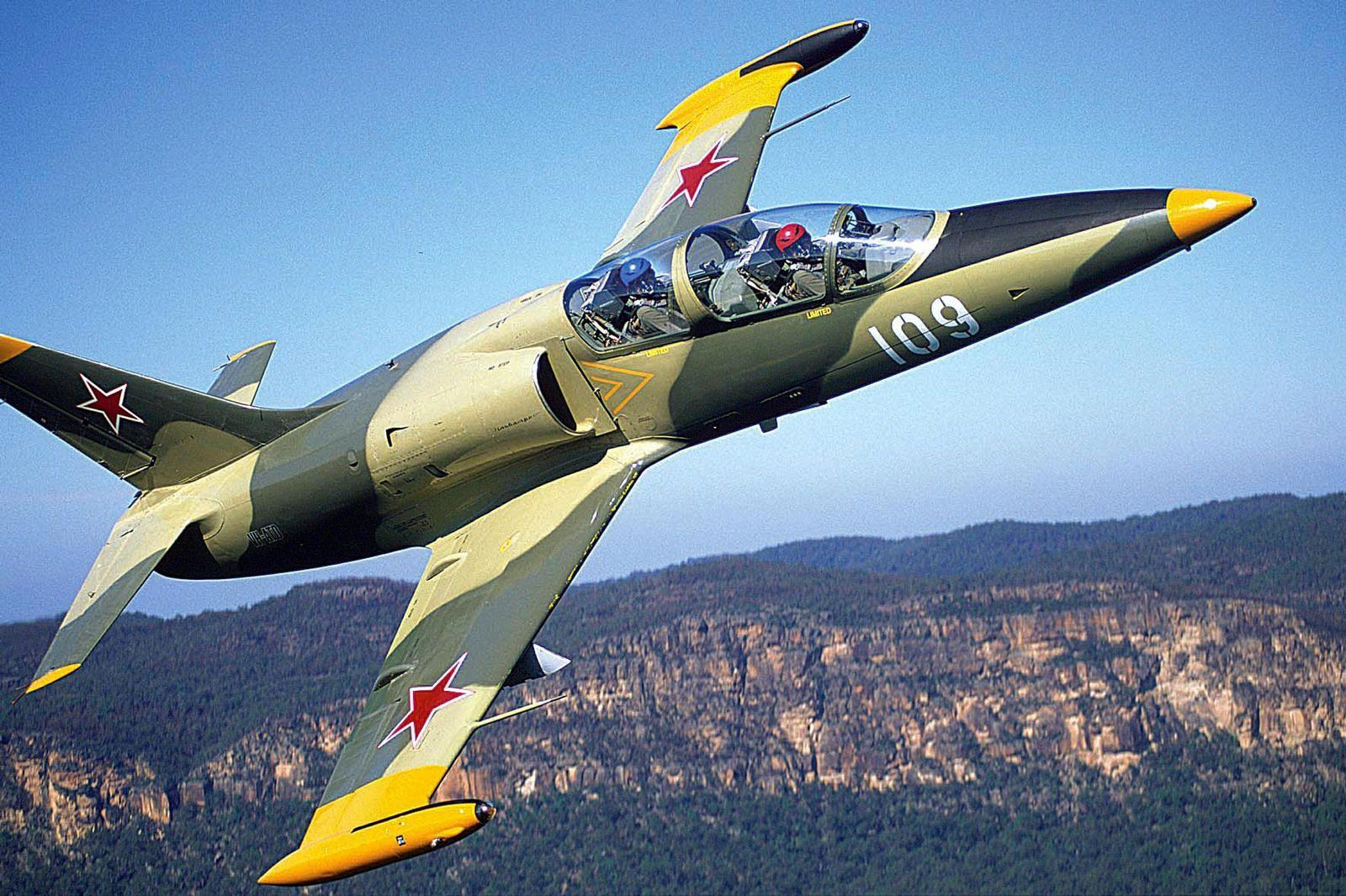 Aero L 39 Albatros Aviones Helicopteros Aviacion