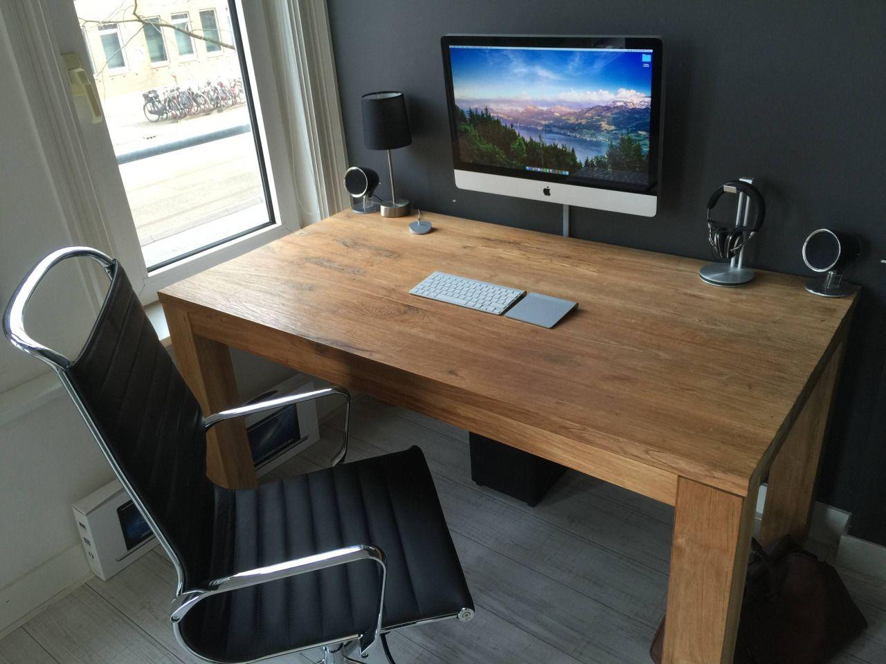 Minimal Desks   Simple Workspaces, Interior Design