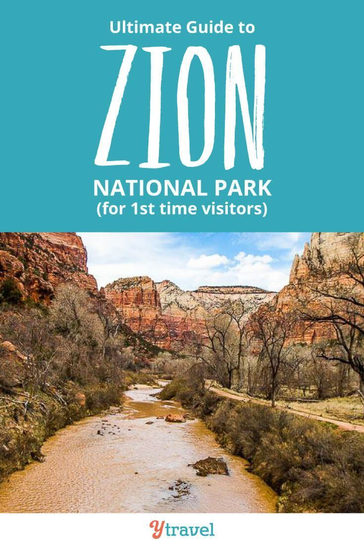 14 Incredible Things To Do in Zion National Park (+ How To Plan a Visit)