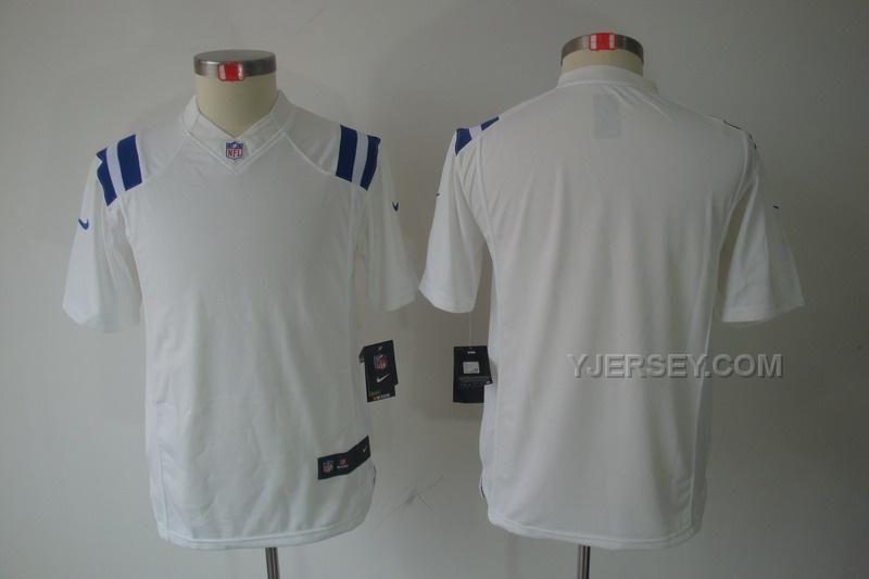 blank colts jersey