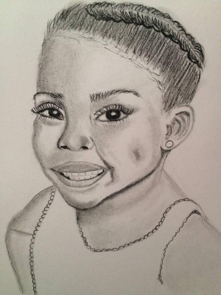 Hand Drawn Portrait Line Drawing Portrait Custom Line Portrait Digital Family Portrait Personalized Line Drawing