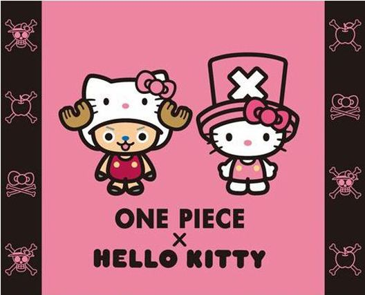one piece x hello kitty 商品化決定 ハローキティの壁紙 キティ キティの壁紙