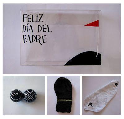 entrada con link para instruciones revista fundas de palos de golf