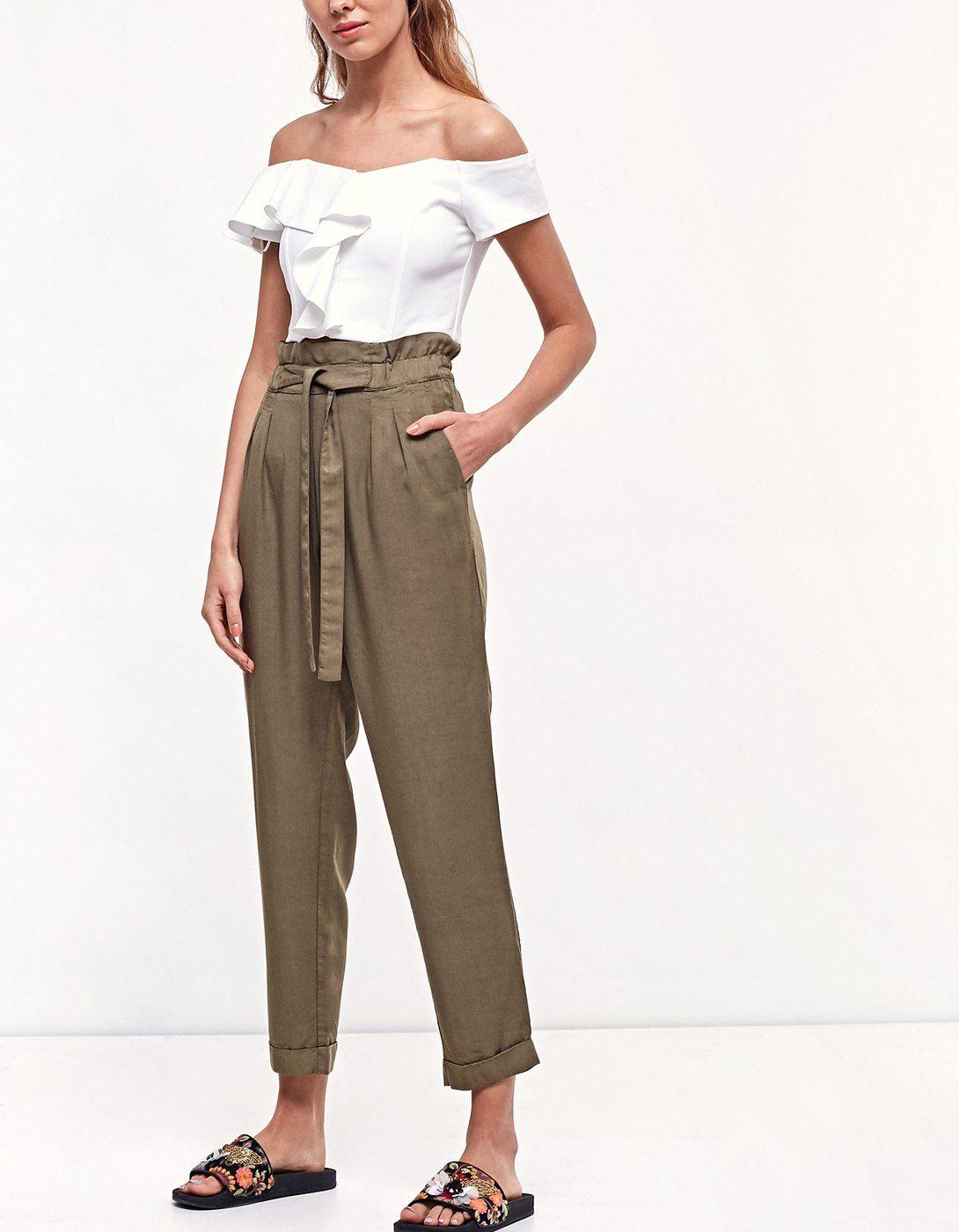 3f78d531430 Pantalon fluide - Pantalons