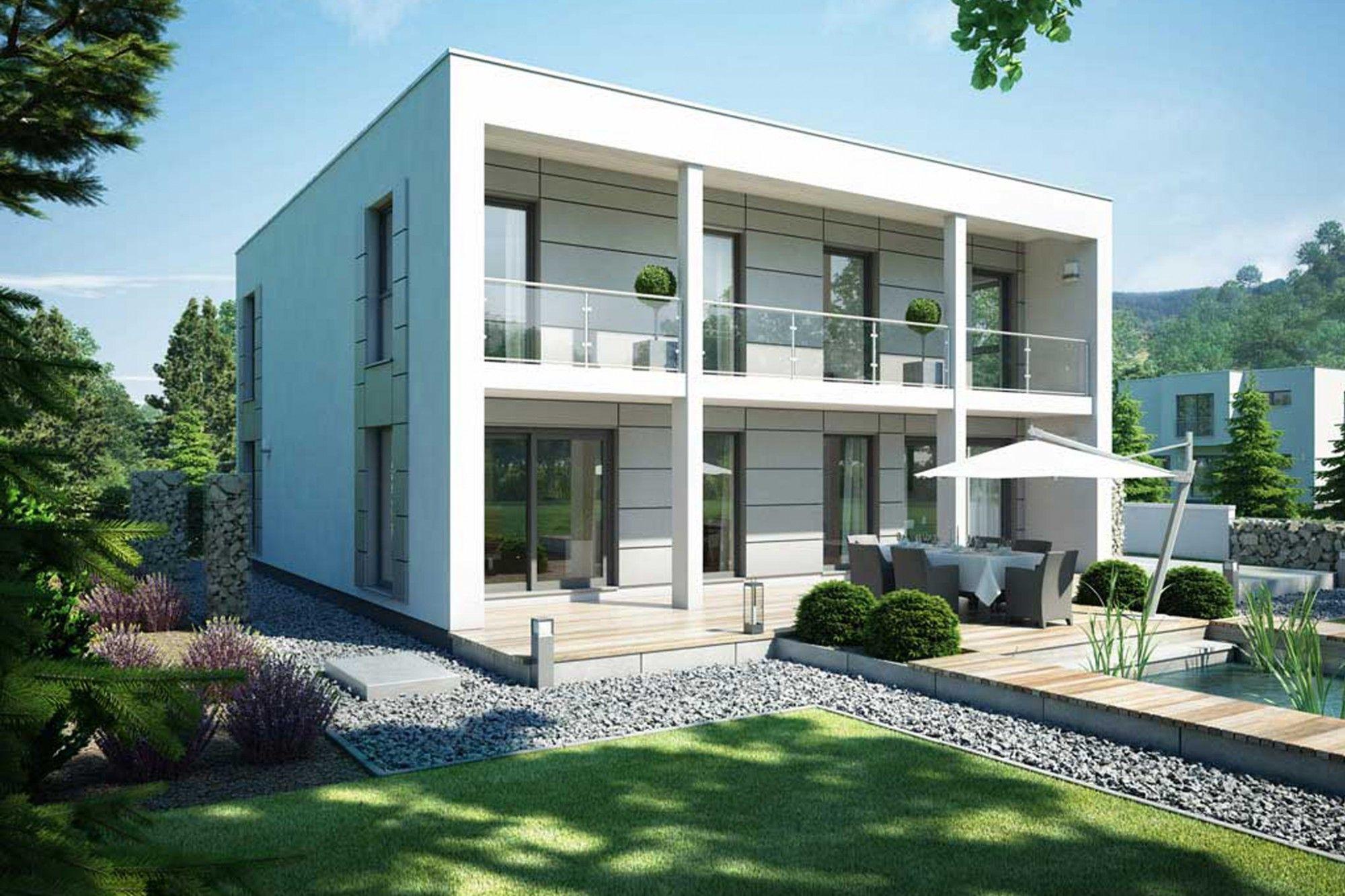 Elk Effizienzhaus 220 Musterhaus In Koln Haus Living Haus Fertighauser
