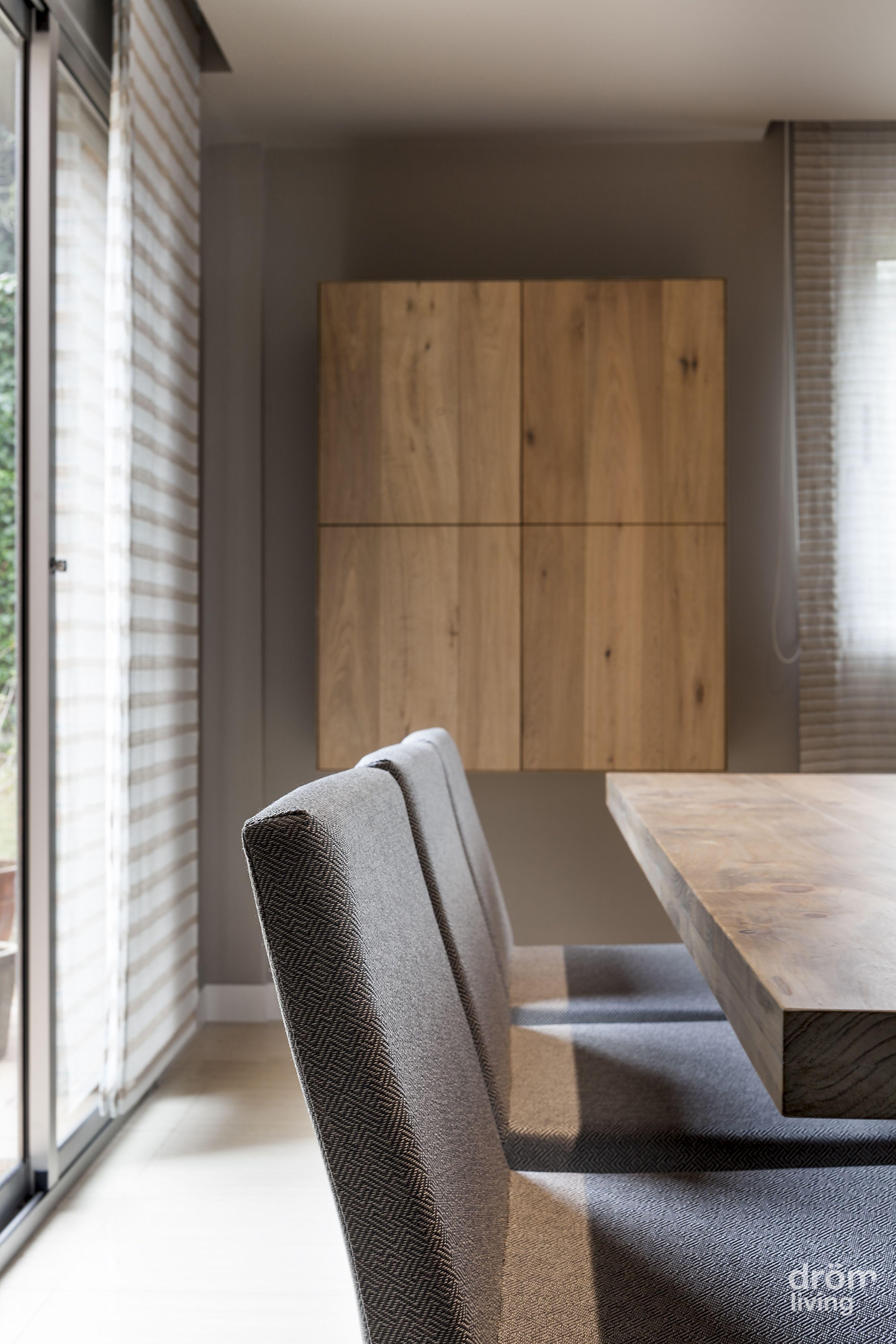 Detalle Mesa Y Sillas Y Mueble Comedor Proyecto Terrassa Mesas  # Muebles De Cocina Sukalde