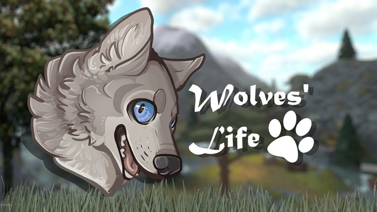 Wolves Life 3 Roblox Wolf Life Wolf Drawing Life