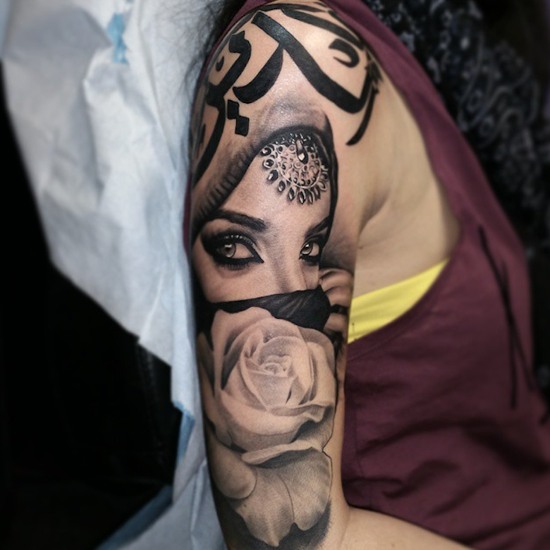 A List Of The 10 Best Tattoo Artists In Austin Including Chris Trevino Aka Horimana Nathan Hebert Nick Baxt Austin Tattoo Artists Tattoo Artists Cool Tattoos