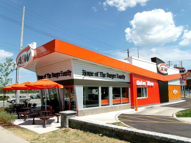 Fast Food Restaurants Springfield Mo