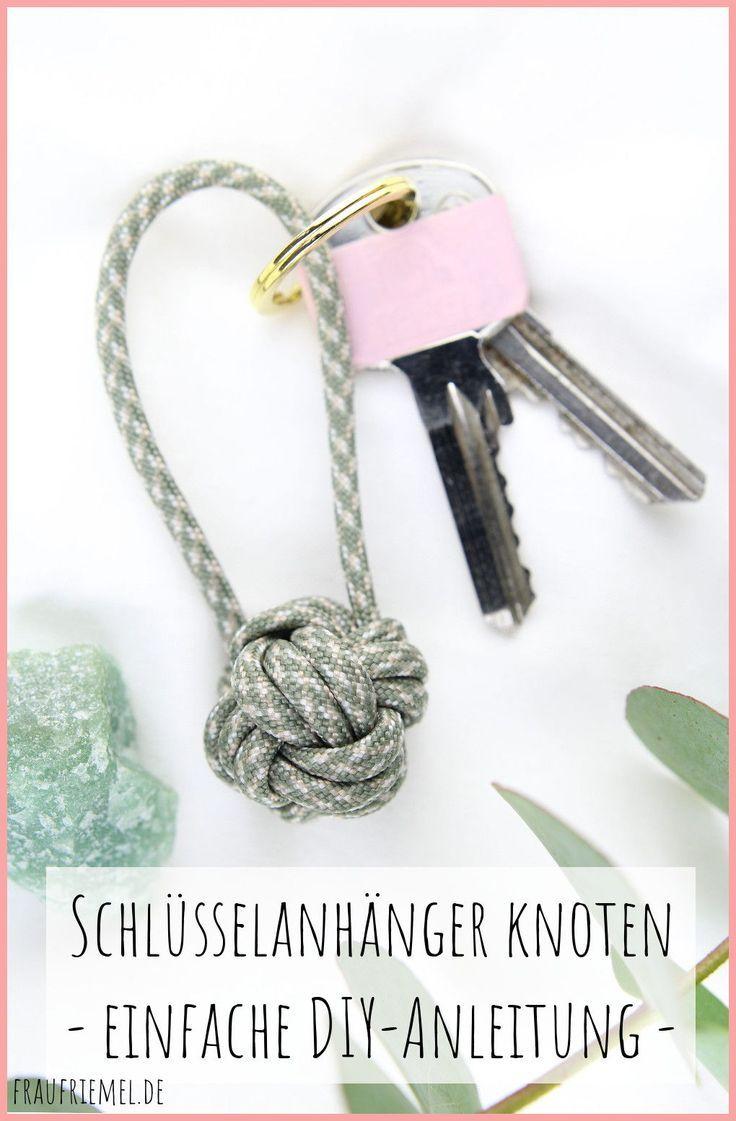 Schlüsselanhänger knoten aus Paracord - #aus #frauen #knoten #Paracord #Schlüsselanhänger #adventskalendermann