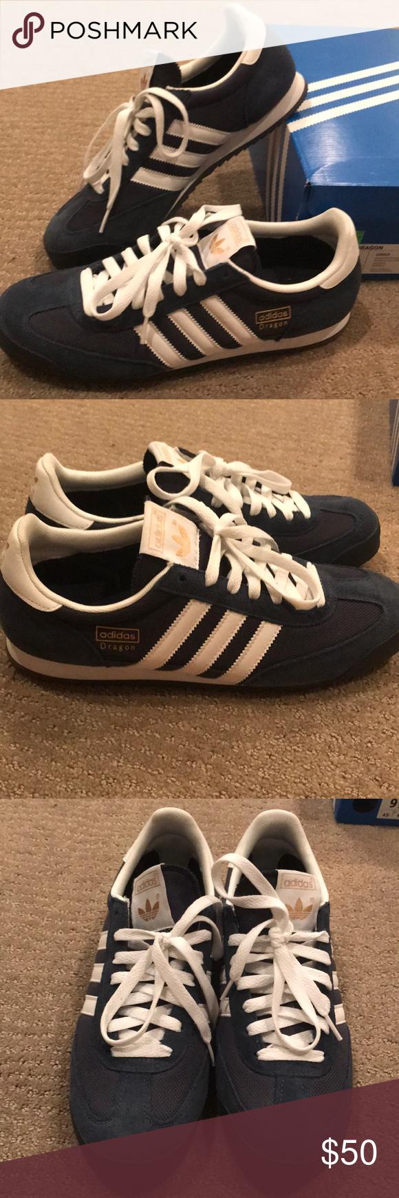 Men'a Adidas Dragon Like New | Adidas dragon, Adidas originals ...