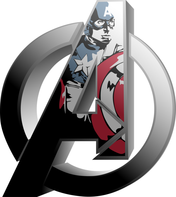 The Avengers Captain America By Mad42sam On Deviantart Avengers Wallpaper Captain America Wallpaper Captain America Tattoo