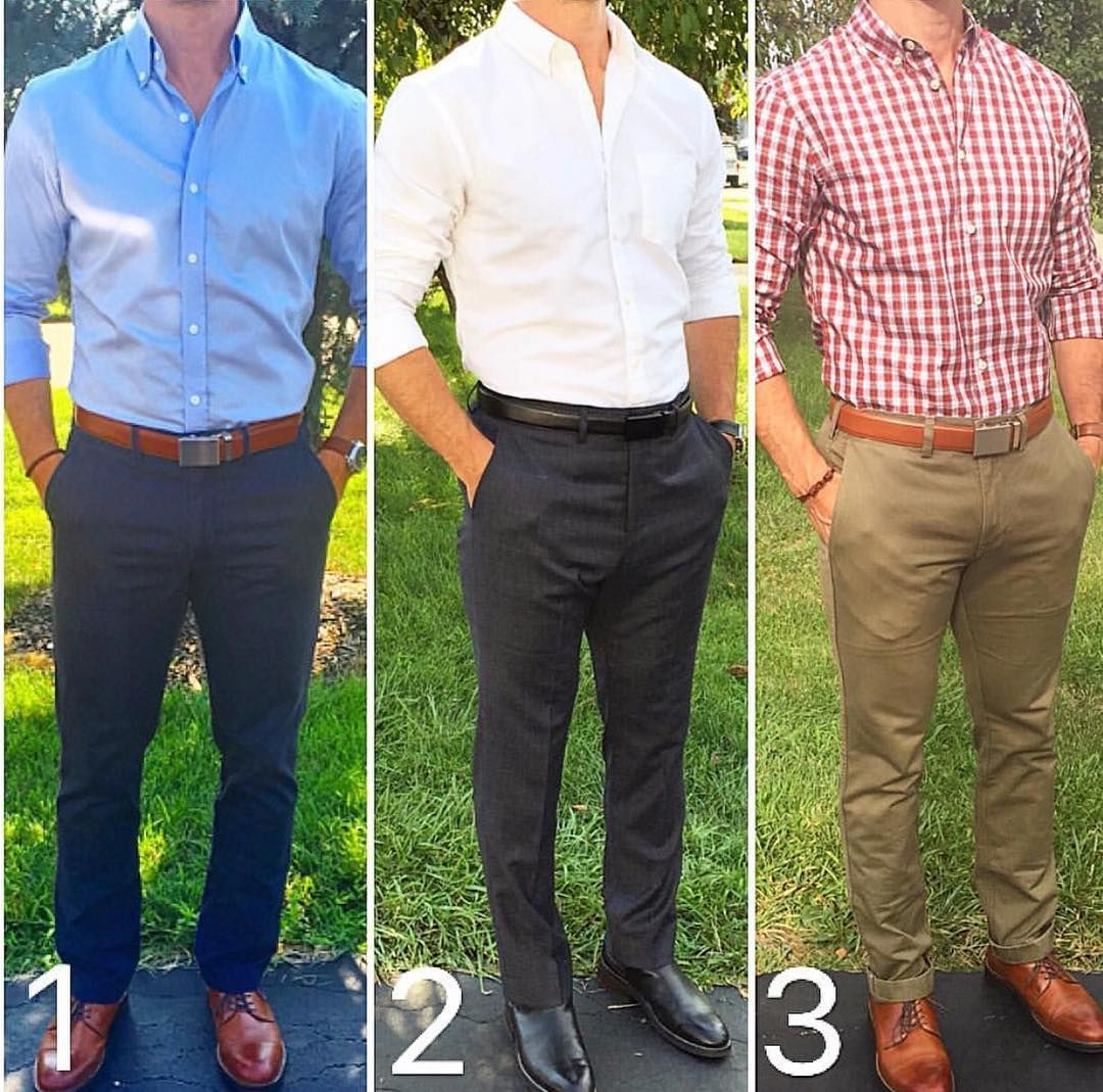 Wedding Style For Men: 3 Options From @chrismehan 1 2 Or 3?