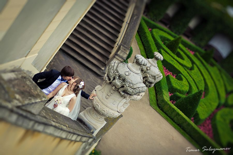 Palace Garden   Royal Wedding   Destination weddings in the Czech Republic