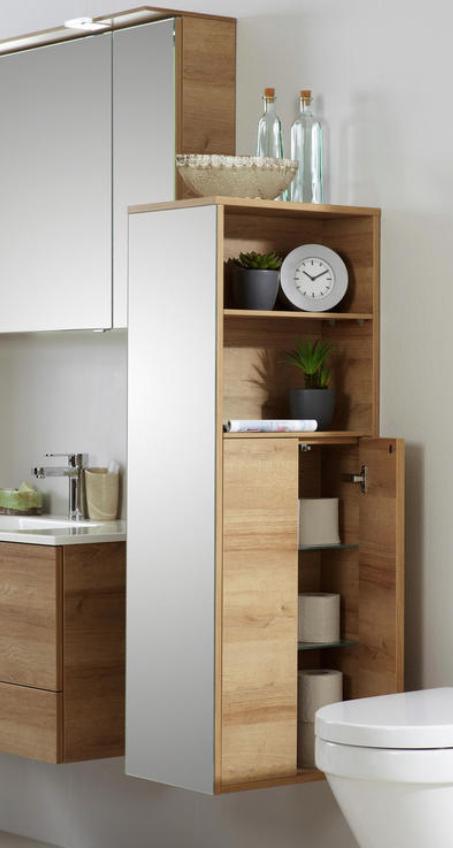 Raumteiler In Eichefarben Online Kaufen Xxxlutz Raumteiler Moderne Badezimmermobel Raumteiler Regal